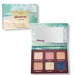 WONDER BEAUTY | Seascape Eyeshadow Palette